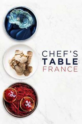 Poster: Chef's Table : France