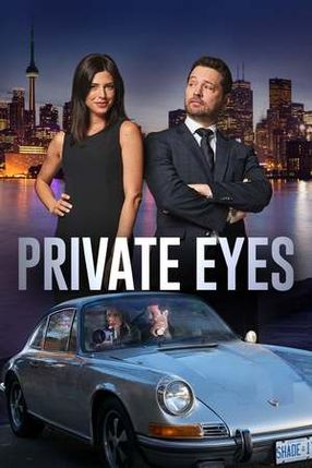 Poster: Private Eyes