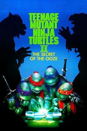 Poster: Turtles II - Das Geheimnis des Ooze