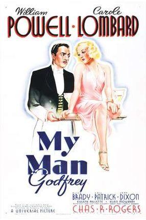Poster: Mein Mann Godfrey