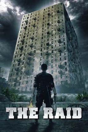 Poster: The Raid