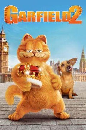 Poster: Garfield 2 - Faulheit verpflichtet!