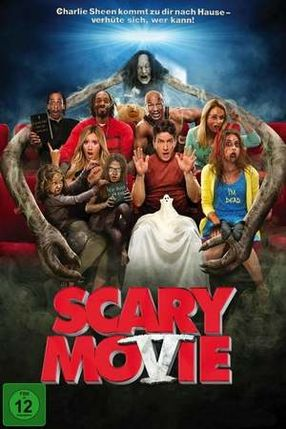 Poster: Scary Movie 5