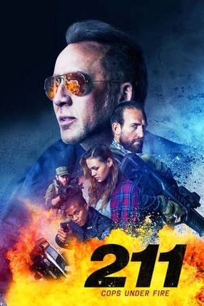 Poster: 211 - Cops under Fire