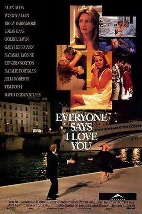 Poster: Alle sagen: I Love You