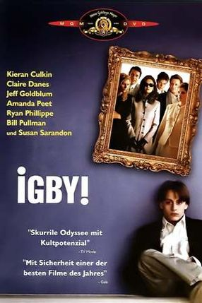Poster: Igby!
