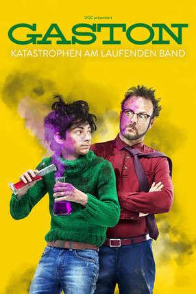 Poster: Gaston Katastrophen am laufenden Band