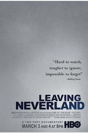 Poster: Leaving Neverland