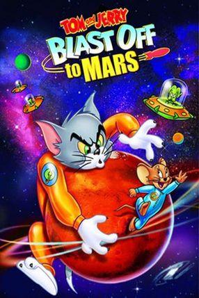 Poster: Tom & Jerry – Abenteuer auf dem Mars