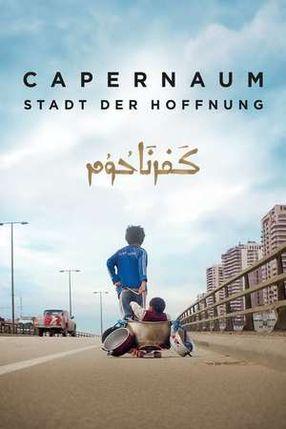 Poster: Capernaum - Stadt der Hoffnung