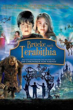 Poster: Brücke nach Terabithia