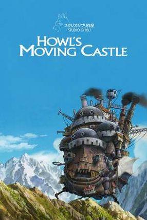 Poster: Das wandelnde Schloss