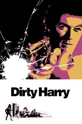 Poster: Dirty Harry