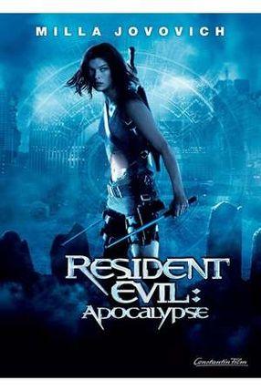 Poster: Resident Evil: Apocalypse