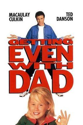 Poster: Allein mit Dad & Co.