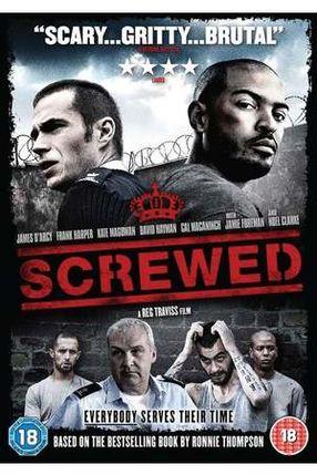 Poster: Screwed - Krieg im Knast