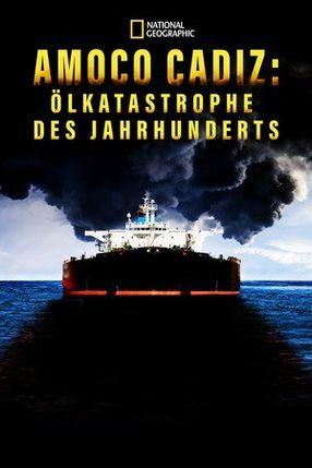 Poster: Amoco Cadiz: Ölkatastrophe des Jahrhunderts