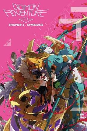 Poster: Digimon Adventure Tri. - Chapter 5: Coexistence