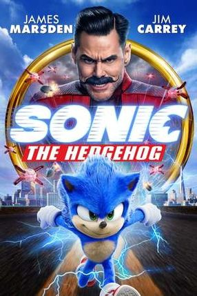 Poster: Sonic the Hedgehog