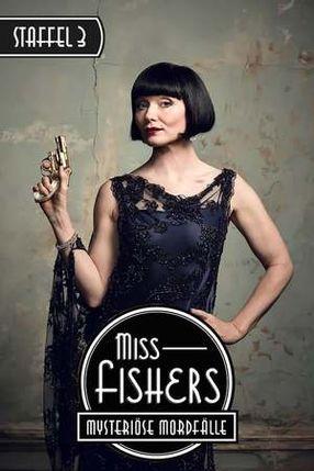 Poster: Miss Fishers mysteriöse Mordfälle