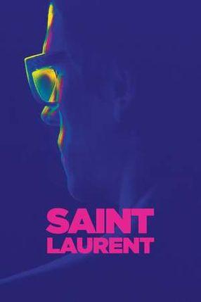 Poster: Saint Laurent