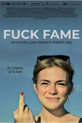 Poster: Fuck Fame
