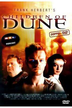 Poster: Dune - Die Kinder des Wüstenplaneten