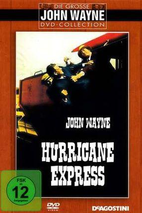 Poster: Hurricane Express
