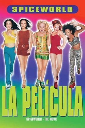Poster: Spice World - Der Film