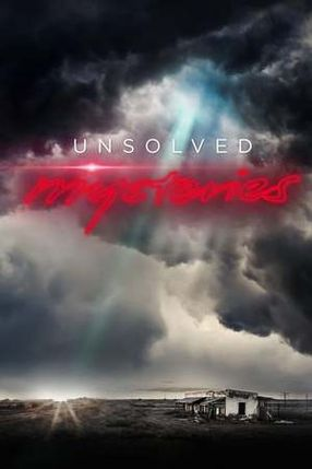 Poster: Unsolved Mysteries