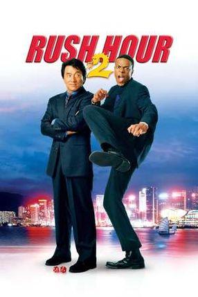 Poster: Rush Hour 2