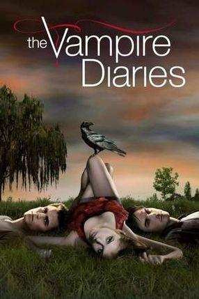 Poster: Vampire Diaries