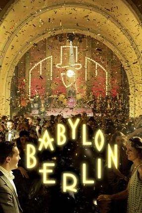 Poster: Babylon Berlin