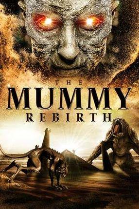 Poster: The Mummy: Die Wiedergeburt