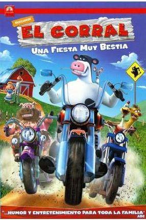 Poster: Barnyard – Der tierisch verrückte Bauernhof