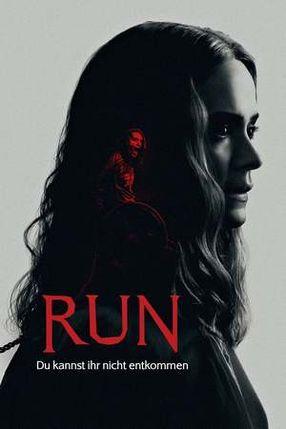 Poster: Run - Du kannst ihr nicht entkommen