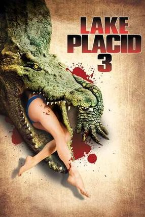 Poster: Lake Placid 3
