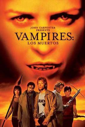 Poster: John Carpenters Vampire: Los Muertos