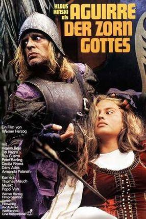 Poster: Aguirre, der Zorn Gottes