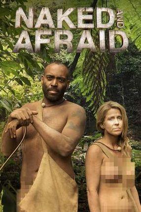 Poster: Naked Survival - Ausgezogen in die Wildnis