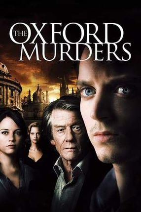 Poster: Oxford Murders