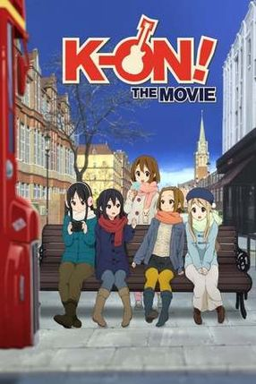 Poster: K-ON!-The Movie