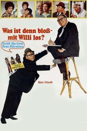 Poster: Was ist denn bloß mit Willi los?