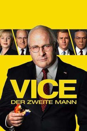 Poster: Vice - Der zweite Mann
