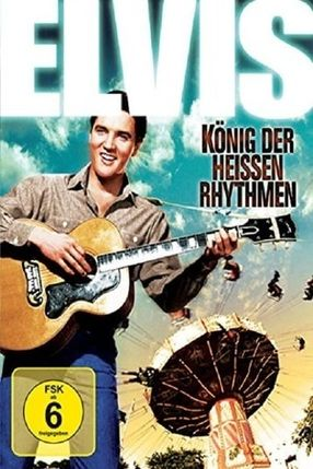 Poster: König der heißen Rhythmen