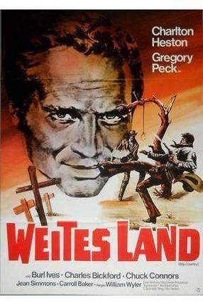 Poster: Weites Land