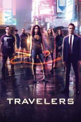Poster: Travelers – Die Reisenden