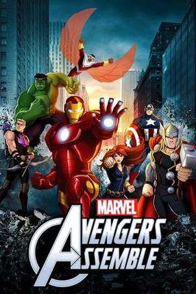 Poster: Avengers Gemeinsam unbesiegbar