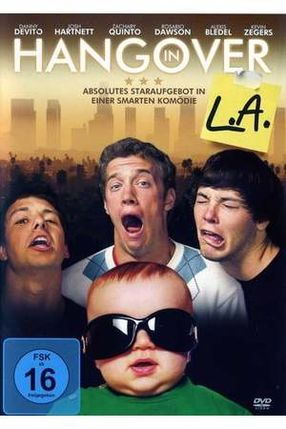 Poster: Hangover in L.A.