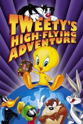 Poster: Tweety's High Flying Adventure